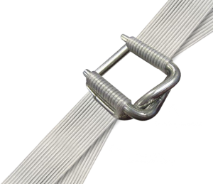 Banda compozit cu fir 16mm, 19mm or 25mm cleme ieftine