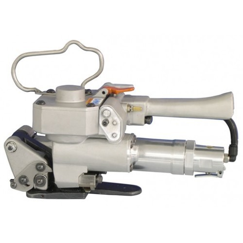 Masina pneumatica de legat cu banda AIR19 13-19mm (1/2″ to 3/4″)  pentru banda PET si PP