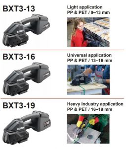 Interval aparat legat pe baterii BXT3
