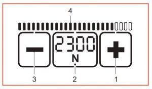 Setarea tensiunii benzii pentru aparatul de legat Signode BXT3