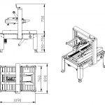 batterystrapping.com-FLEX-TAPE-Automatic-Carton-Sealer-cheap