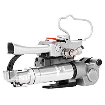 Masina pneumatica de legat cu banda AIR19 13-19mm (1/2″ la 3/4″)  pentru benzi plastic PET si PP